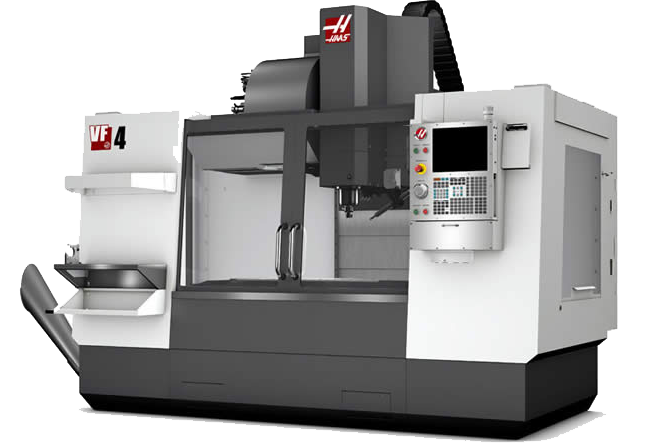 HAAS VF 4 CNC Machining Centre Mill